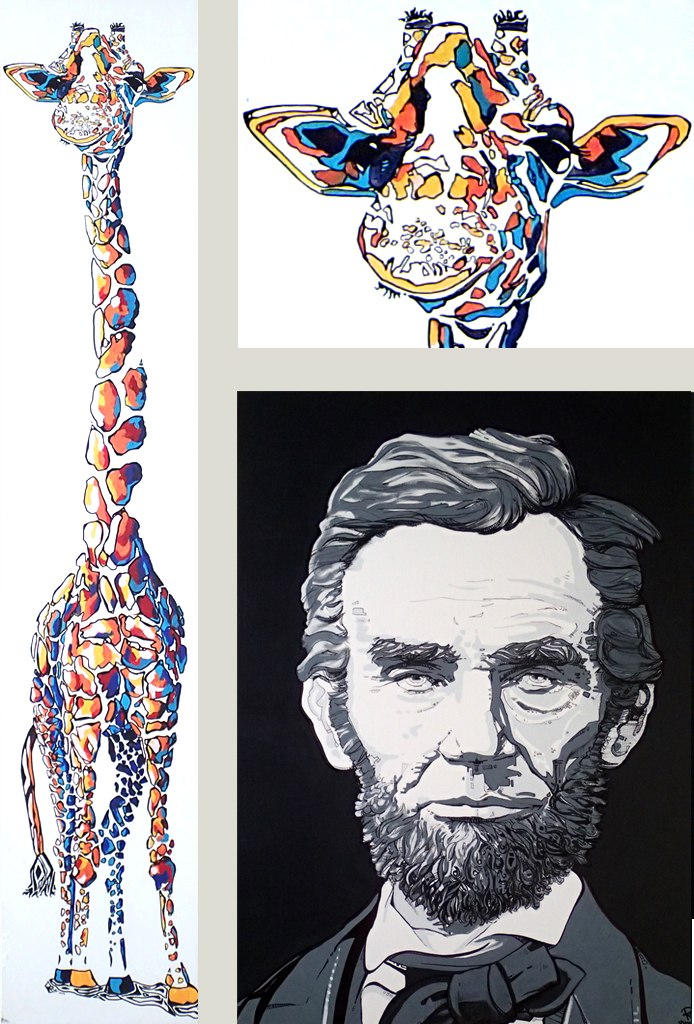 lauren gray & rob stinogle art